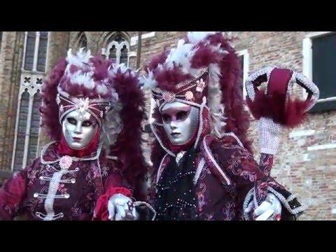 Karneval in Venedig 2016 - Carnevale di Venezia - Carnaval d