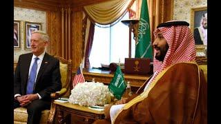 أخبار عربية | ولي العهد السعودي: الحرب على #الإرهاب وداعميه ومموليه مستمرة