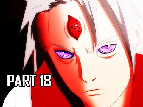 Naruto Shippuden Ultimate Ninja Storm 4 Walkthrough Part 18 - Infinite Tsukuyomi (Let's Play)