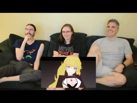 """RWBY reaction/discussion """"Painting the Town"""" (part 1)"""