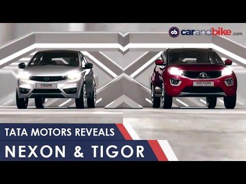 Geneva 2017: Tata Motors Reveals Nexon & Tigor - NDTV CarAndBike