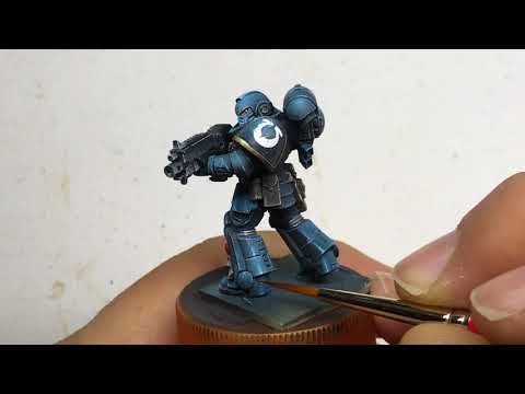 ULTRAMARINE SBS FINAL: Oil Paint Weathering