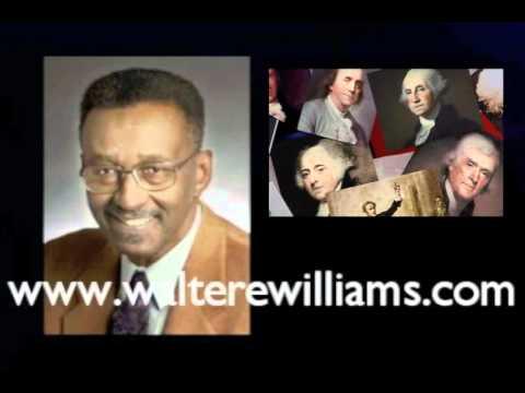 Walter E Williams - States