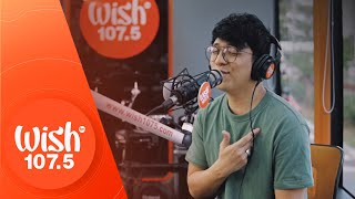 "TJ Monterde performs ""Puhon"" LIVE on Wish 107.5 Bus"