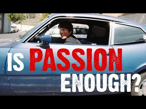 Is Passion Enough?  Project Underdog with Sung Kang Episode 4