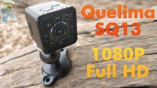 Quelima SQ13 Mini HD 1080P Review : Best Cheap Car DVR DV Camera !