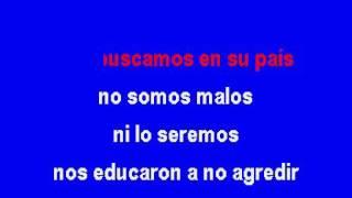 Los Tucanes De Tijuana   Los ilegales Karaoke