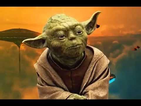 parodie star wars yoda se la pete