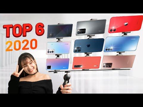 Chọn điện thoại selfie đẹp nhất 2020: Vivo V20, iPhone 12 Pro Max
