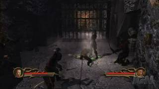 Eragon Xbox 360 Gameplay - Combat