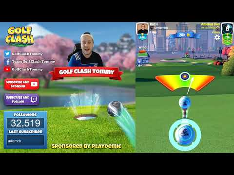 Golf Clash tips, Hole 1 - Par 4, Maple Bay -  Winter Major Tournament - ROOKIE Guide
