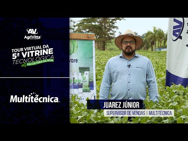 Juarez Júnior   Supervisor de Vendas Multitécnica