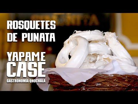 El rosquete punateño, un manjar hecho por la familia Jaimes Guzmán