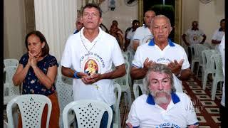 Fiéis da paróquia da Imaculada Conceição participaram das celebrações de natal