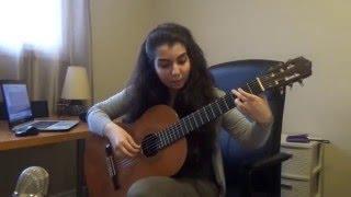 I Miss You (Classical Guitar)