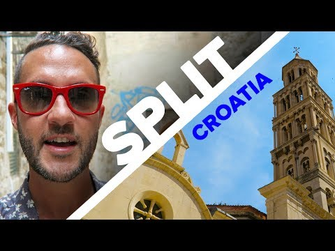 AMAZING Split Palace Tour in Croatia