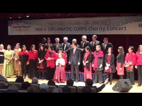 MOFA - Diplomatic Corps Charity Concert