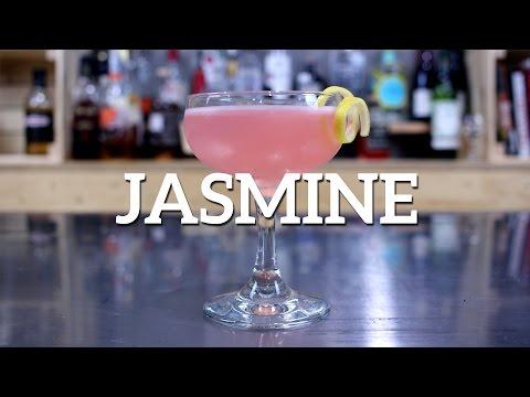 Jasmine Gin Cocktail Recipe