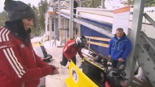 RMR: Rick at the Whistler Sliding Centre