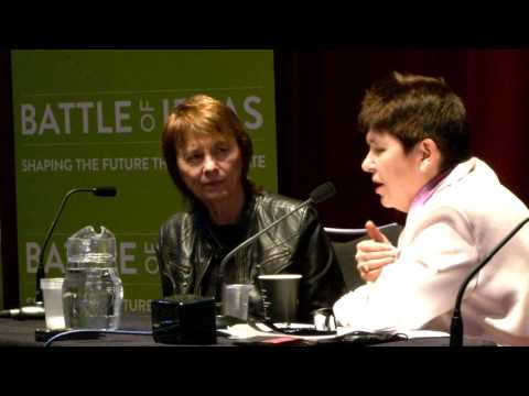 Feminism: in conversation with Camille Paglia
