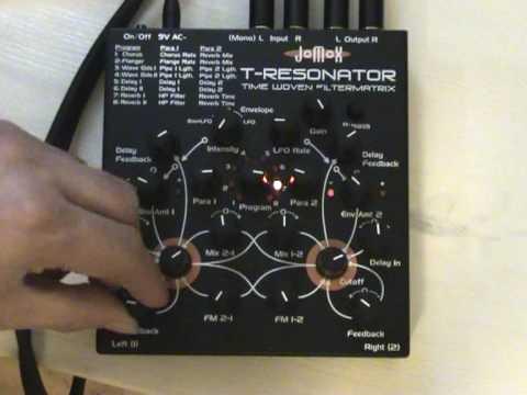 Jomox T-Resonator Fun