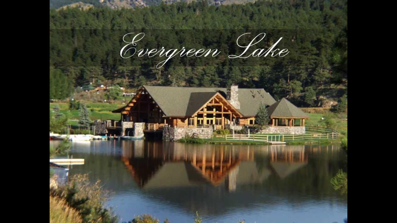 Lake in evergreen colorado youtube for Evergreen lake fishing report