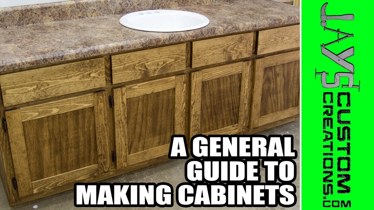 a general guide to making cabinets  a visual guide  169