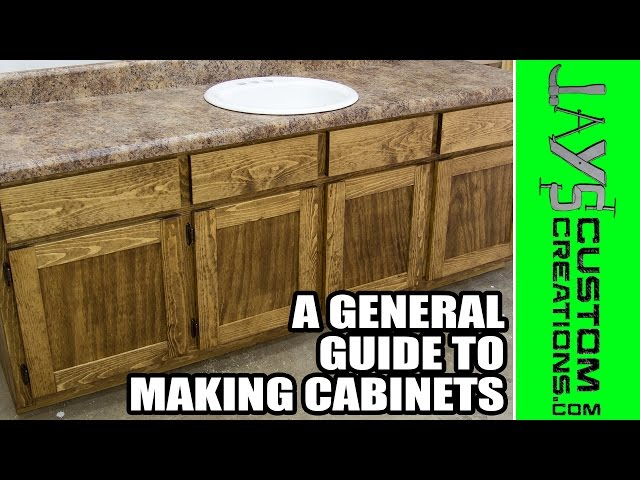 How To Make Cabinets 7 Steps With Pictures Instructables