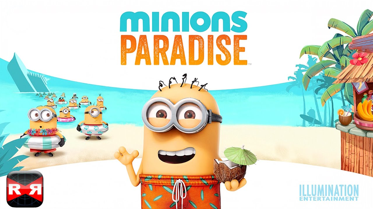 لعبه المينيونز الرائعه : Minions Paradise™ v4.6.2107 مهكره جاهزه
