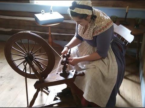 18th Century Women's Roles - Conococheague Institute