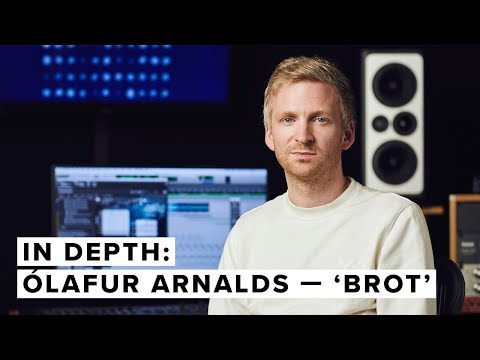 In Depth: Ólafur Arnalds — brot From His New Album, re:member