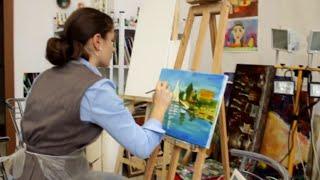Уроки живописи. Художественная мастерская 'АРТОС'