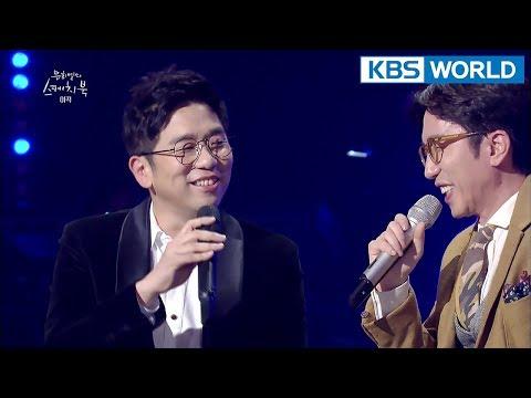 Yu Huiyeol imitates Lee Juck's 'Rain', he's oddly similar... [Yu Huiyeol's Sketchbook/2018.02.07]