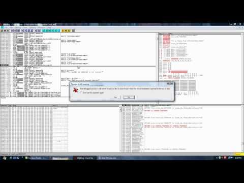Ollydbg software cracking tutorial | Reverse Engineering