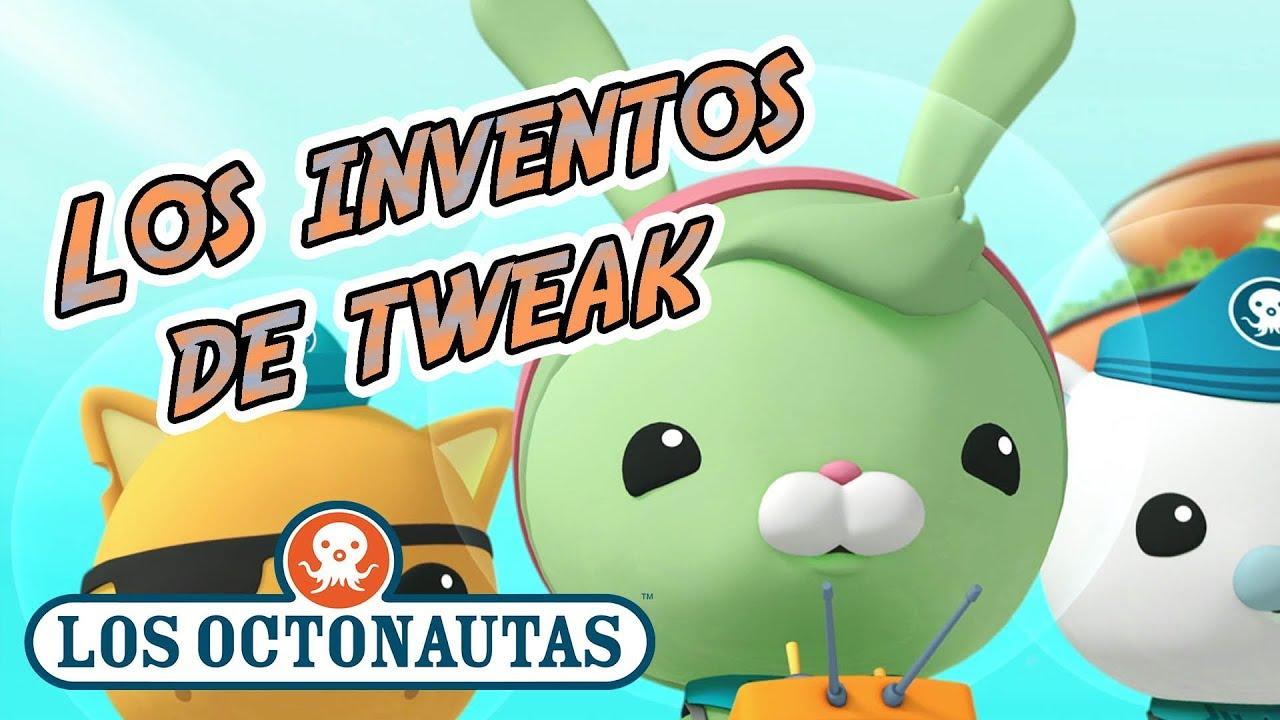 Los Octonautas Oficial en Español - Compilación Los Inventos De Tweak