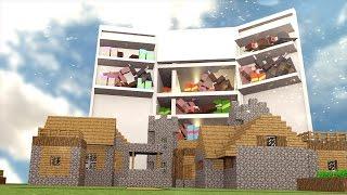 Minecraft | TINY BIG CRAFT!