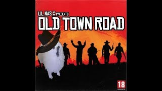 Lil Nas X - Old Town Road (gabe the dog)