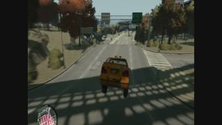 Grand Theft Auto IV Gameplay On Acer Aspire 5520G