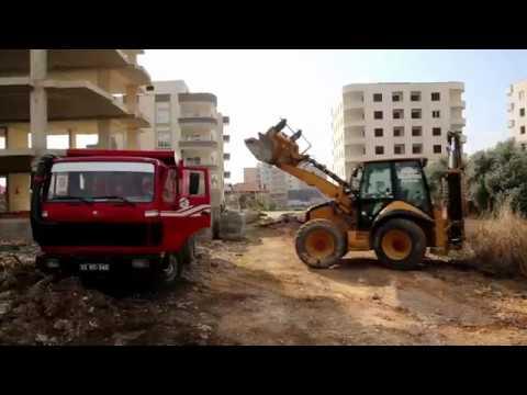 Erdemli Belediyesi İbadethanelerin Bakımını Yapıyor