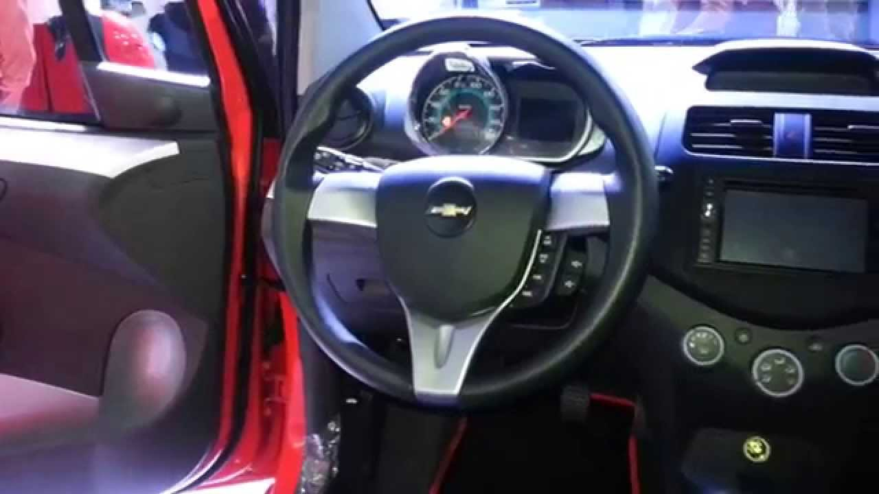 Chevrolet Spark GT 2015 Video Interior Colombia - YouTube
