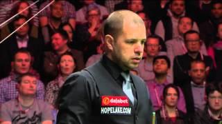 Judd Trump vs Barry Hawkins Semi Final | 2016 Dafabet Masters