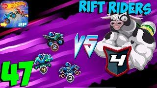 Drive Ahead - Gameplay Walkthrough part 47 - Rift Riders😱🤩(iOS, Android) screenshot 1