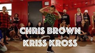 chris brown kriss kross   hamilton evans choreography