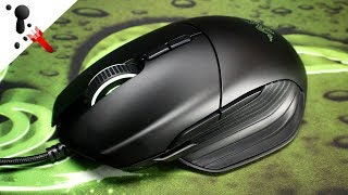 Razer Basilisk Review (with Sniper DPI Clutch and Wheel Tensioning)