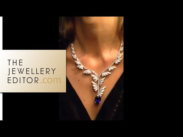 Video: Maria Doulton tries on Stephen Webster Fly by Night