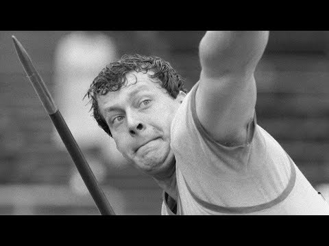 Uwe Hone / Javelin Throw Training / patiala India 2018