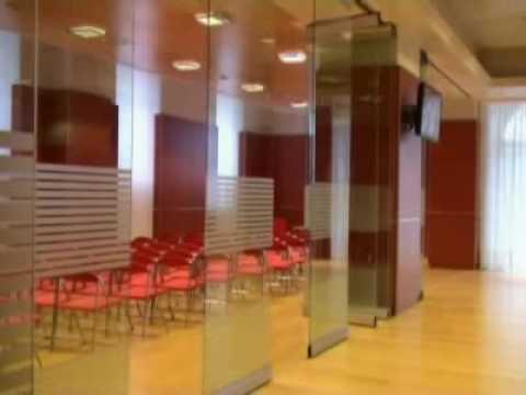 Estfeller parete mobile automatica vetro cristallo - Estfeller finestre per tetti ...