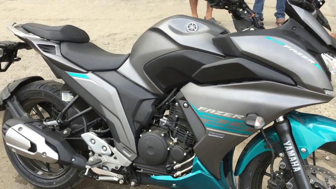 Yamaha fazer 250 2017 youtube for Yamaha fazer 250