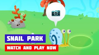 SpongeBob SquarePants: Snail Park · Game · Gameplay