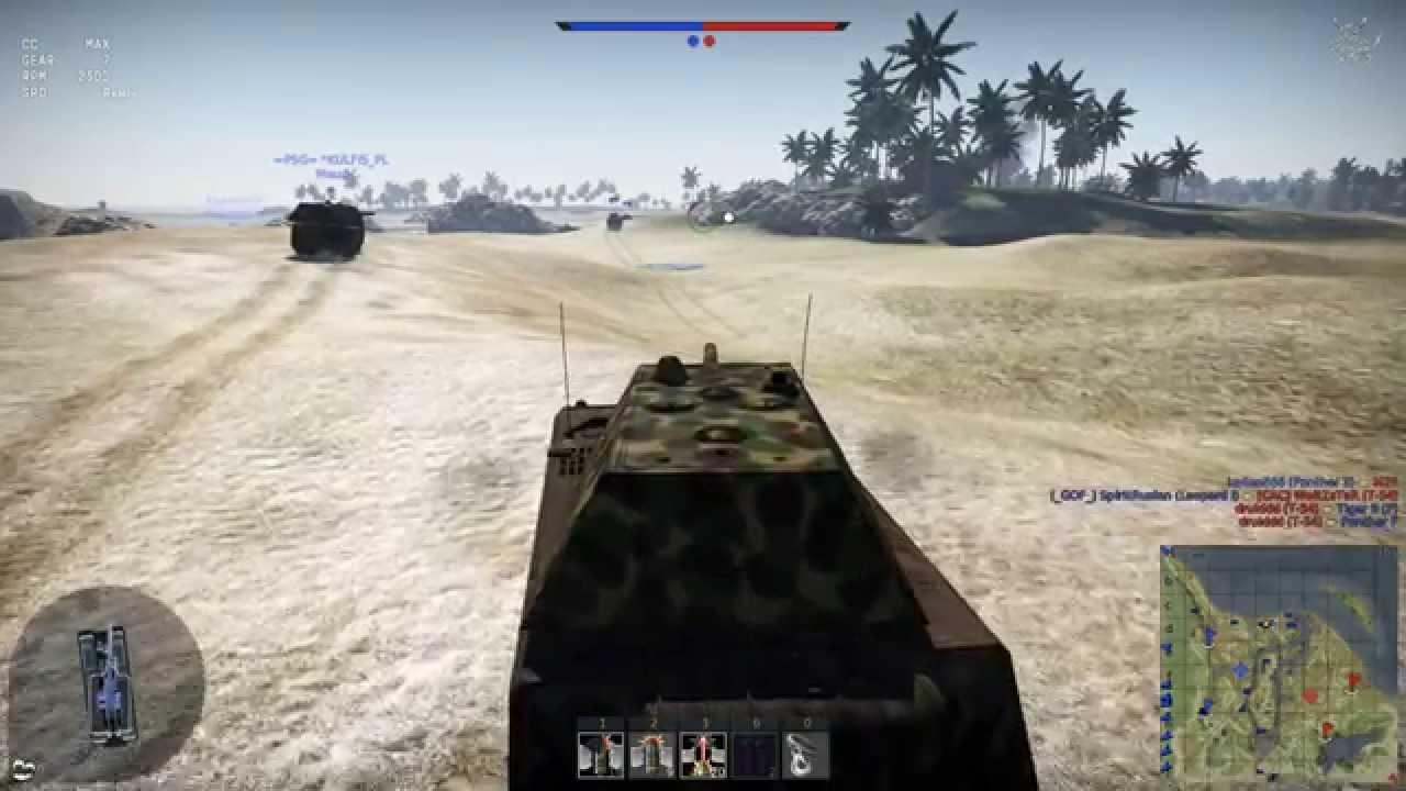 маус против мауса вар тандер против ворлд оф танк